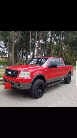 Vendo Ford f 150 doble cabina