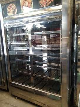 Nevera panorámica refrigerador