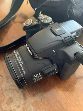 Camara Nikon P510