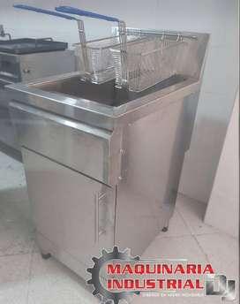 FABRICAMOS FREIDORAS INDUSTRIALES EN ACERO INOXIDABLE