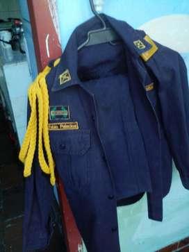 uniforme de Carabineritos