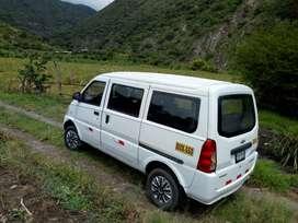 Vendo Minivan Chevrolet N-300 particular año 2012 precio 19 000 soles