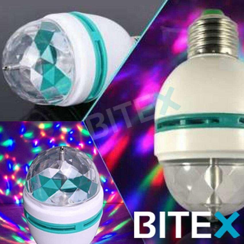 Lampara Led RGB Giratoria 0