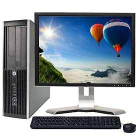 DESDE $ 300 Computadoras Core i5 + Monitor +Teclado y Mouse, Envío gratis a Domicilio.