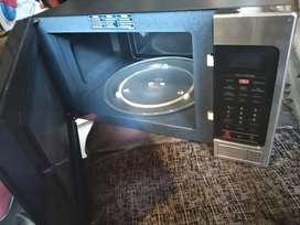 Microondas Chef Samsung con dorador