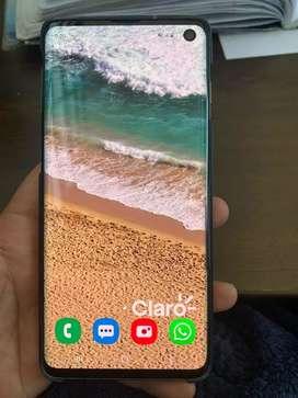 Samsung S10 Nuevo en Caja