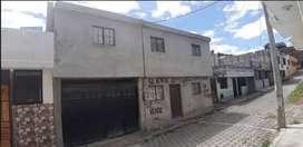 Casa en construcción, sur de Quito