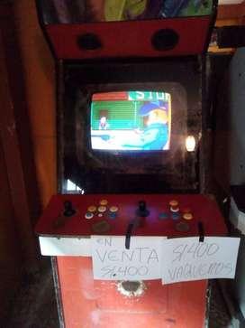 Pimball arcade - SUNSET RIDERS, ACCIÓN EN EL SALVAJE OESTE (videojuego)