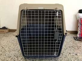 Vendo Guacal para mascotas   Medidas 80 cms largo X 56 de ancho X 60 de alto