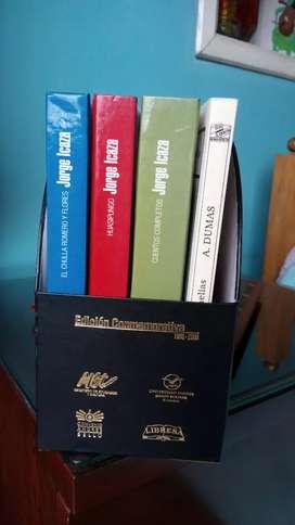 Vendo libros novela