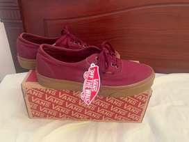 Zapatos vans 8,5