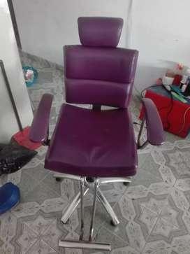Silla para peluqueria