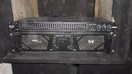 Vendo potencia skp 1210 pro audio