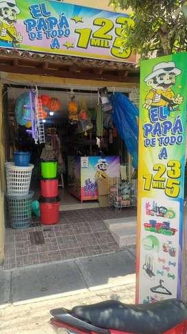 Se vende este negocio con 18 meses de Antigüedad en muy buena ubicación en piedecuesta.