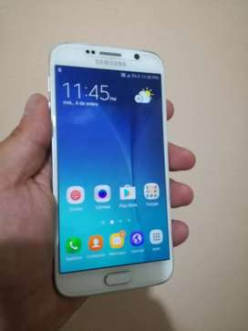 Samsung s6 libre todo operador huella. 3'ram 32'gb