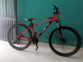 Bicicleta GW Jaguar