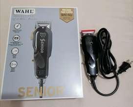 Makina whal senior de cable poco uso como nueva