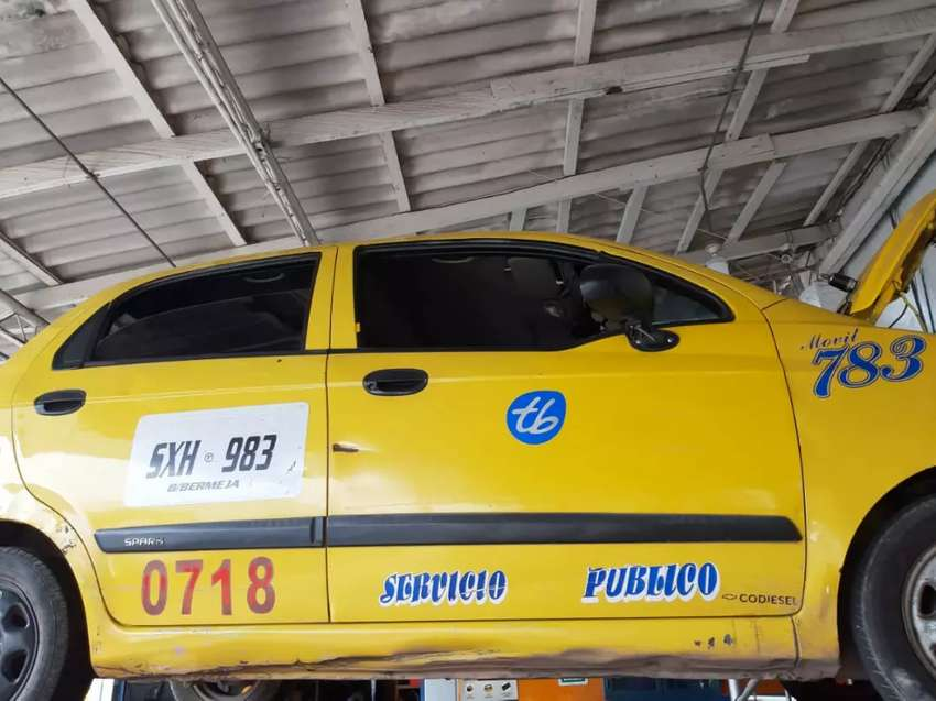 Se vende taxi cupo transbarranca 0