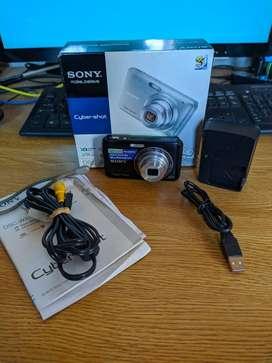 Camara De Fotos Sony Cyber-shot Dsc-w310 Completisima
