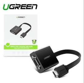 Cable Adaptador HDMI vga UGREEN