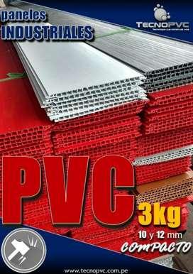 Planchas de Pvc para Cielos Y Tabiques