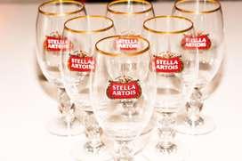 Copa Stella Artois X 6 Originales