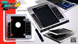 Caddy Hdd 9.5 Portatil Laptop Disco Duro