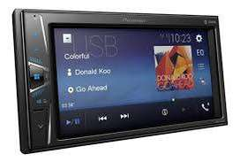 Radio Carro Pioneer Mvh G215bt Bluetooth Usb Mp3 bT dvd Tactil 6,2 NUEVOS ORIGINALES GARANTIA SC1