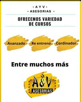 CURSOS DE ALTURA-SEGURIDAD SOCIAL