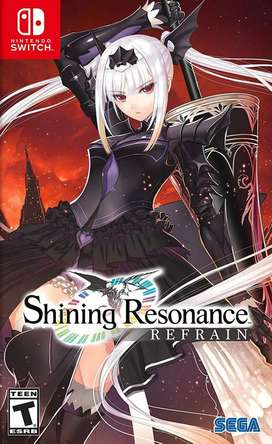 Shining Resonance Refrain Switch Nuevo Y Sellado Entrega Ya