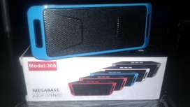 Vendo Altavoz Inalambrico Megabass Ref. A2DP Stereo