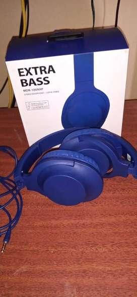 Auriculares Extra Bass
