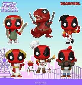 Funko Pop Deadpool 30 aniversario