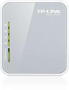 Router 3G4G Tplink MR3020 con Modem Huawei E173