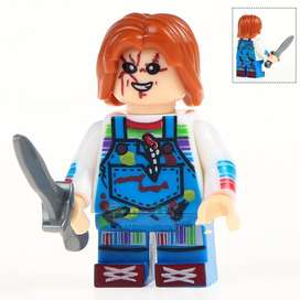 Lego Terror Chuky