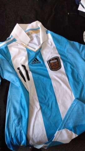 Camiseta De Tevez Seleccion Argentina Copa America