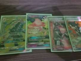 Vendo cartas de pokemon