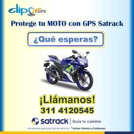 GPS Satrack para cualquier tipo de Moto