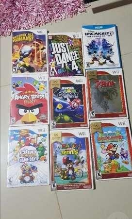 Videojuegos Wii Y Wiiu