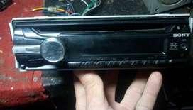 Estereo Sony CD y auxiliar radio