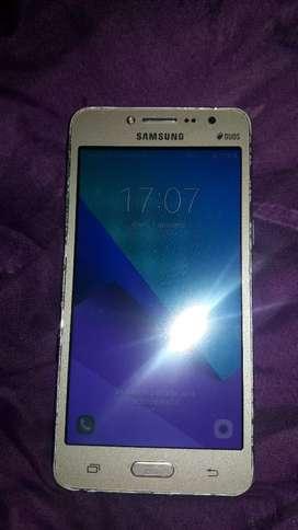 Vendo celu Samsung galaxy j2 impecable libre