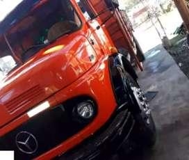 Mercedes Benz 1518