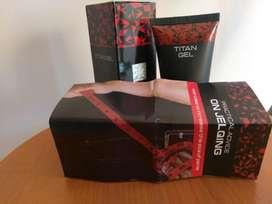 Titan Gel Original Marca rusa Arequipa