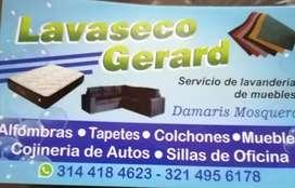 Lavaseco Gérard