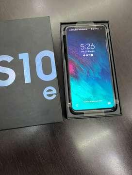 Samsung s10 E Nuevo de Paquete Americano Snadragon
