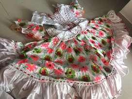 Remate - Vestido de cumbia