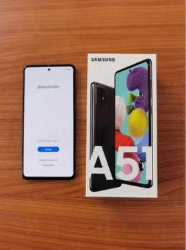 Super Oferta Samsung Galaxy a51 (negro)