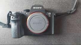 Vendo Sony A7rii