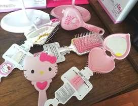 Cepillos para el cabello Hello kitty