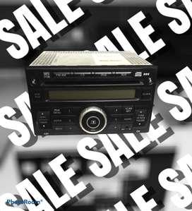 Radio original Nissan March con Bluetooth